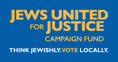 Think Jewishly. Vote Locally.