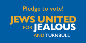 Jews United for Jealous and Turnbull